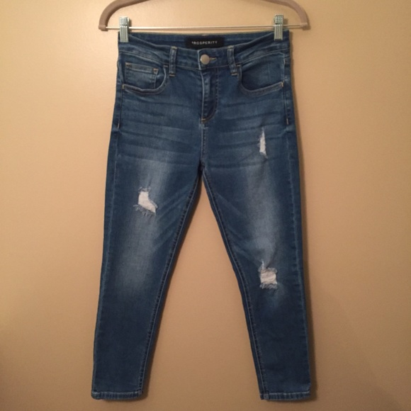97800ea3b5c Prosperity Skinny Crop Jeans 28 Stitch Fix. M 5ae0cf759d20f072e0b157fe